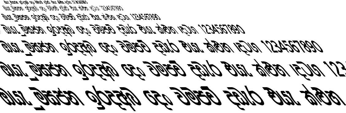 CPS 47 Sinhala Font